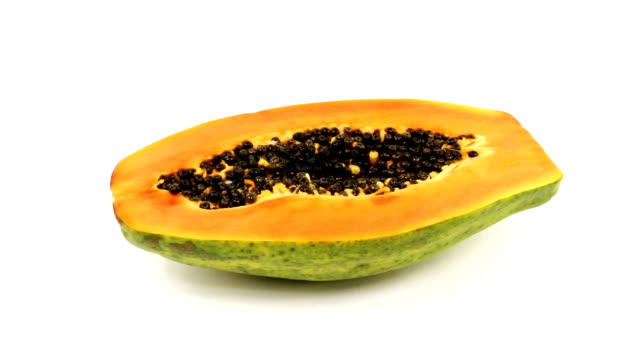 papaya - papaya stock videos & royalty-free footage