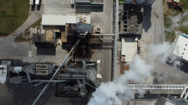 paper mill - paper mill stock videos & royalty-free footage