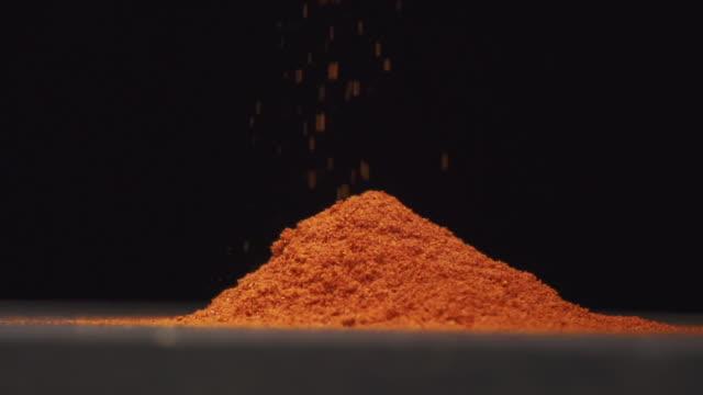 vídeos y material grabado en eventos de stock de paprika - especia