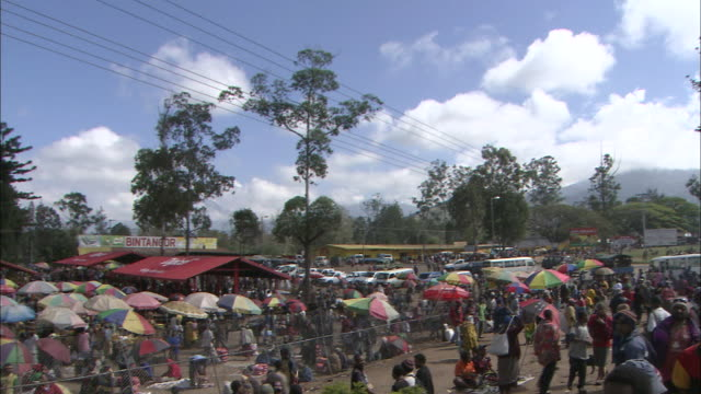 papua new guinea; mt. wilhelm - papua new guinea stock videos & royalty-free footage