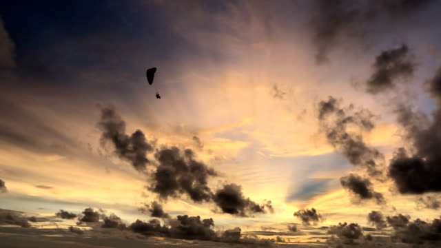 Parachute Timelapse