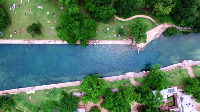 Paradise Barton Springs of Austin , Texas