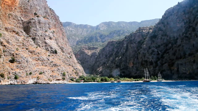 Paradise Beach - Butterfly Valley, Fethiye
