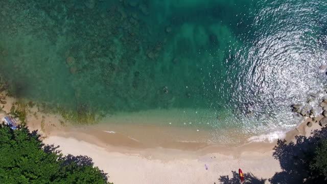 vídeos y material grabado en eventos de stock de paradise beach - cayo