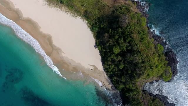 paradise beach - caribbean sea stock videos & royalty-free footage