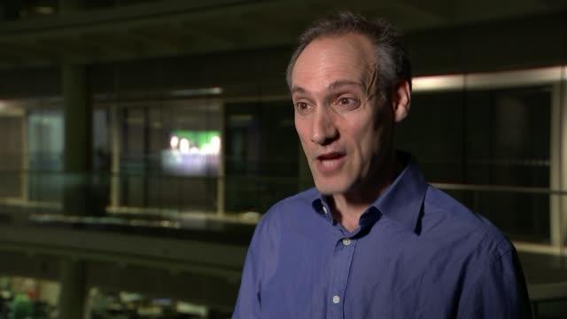huge leak of more than 13 million financial documents ENGLAND London INT Daniel BalintKurti interview SOT