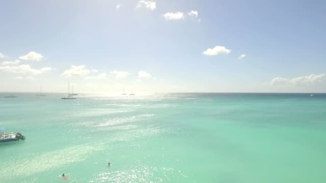 paradise - dominican republic stock videos and b-roll footage