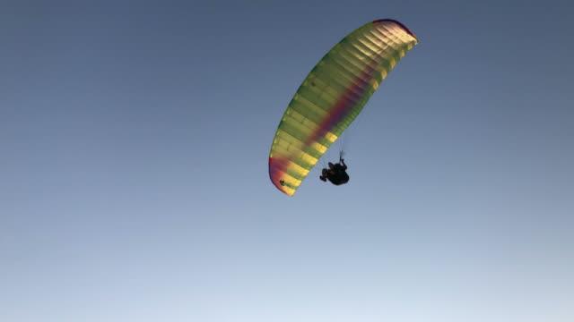 paragliding - tandem stock videos & royalty-free footage