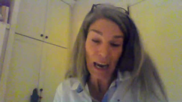paralympian marieke vervoort uses euthanasia to end her life aged 40 belgium int lieve bullens 2 way interview via internet sot - euthanasia stock videos & royalty-free footage