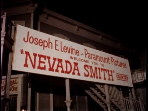 "paramount pictures ""nevada smith"" party. joseph e. levine and paramount pictures host the ""nevada smith"" party with many movie stars in attendance. - country and western stock videos & royalty-free footage"