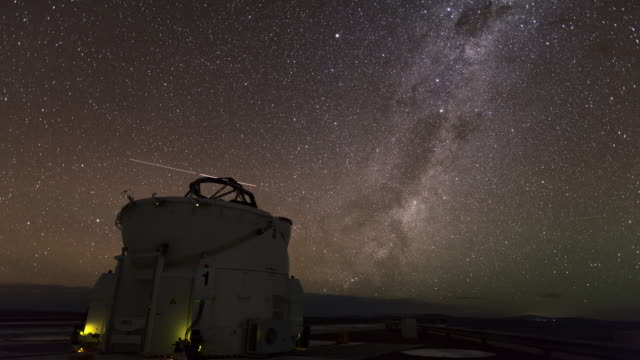 paranal observatory - observatory stock videos & royalty-free footage