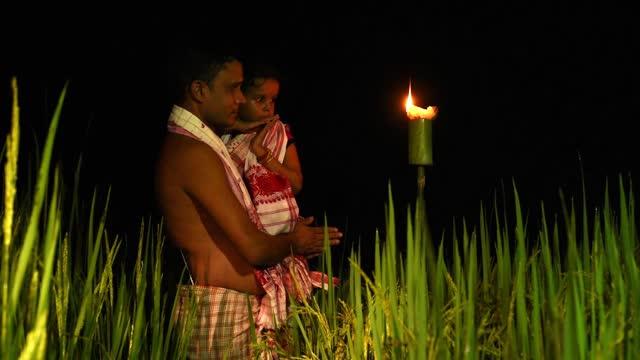 IND: Kati Bihu Festival In India