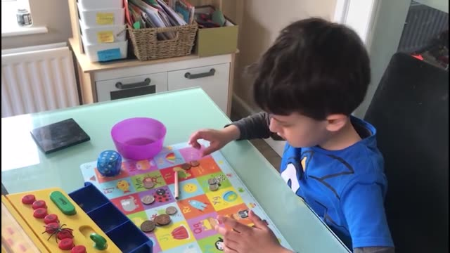 parents and children take part in educational activities on the first day of school closures due to the coronavirus - parent stock videos & royalty-free footage