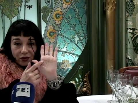 andrea olea portuguese fado singer misia returns to the artistic scene with senhora da noite a tribute to lusitanian music her tenth album combines... - traditionally portuguese stock videos and b-roll footage