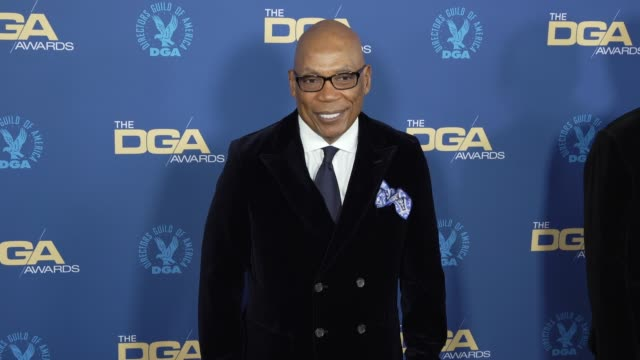 paris barclay at the 71st annual dga awards at the ray dolby ballroom at hollywood highland center on february 02 2019 in hollywood california - director's guild of america stock videos & royalty-free footage