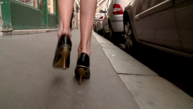 A Paris based Canadian designer has invented the modular shoe flat heels for every day switching to high heels when needed VOICED Canadian brings on...