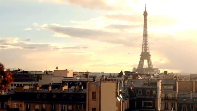 パリ エッフェル塔ビュー