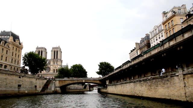 stockvideo's en b-roll-footage met paris, france (hd) - seine
