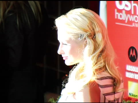 paris hilton at the us weekly hot hollywood awards at republic restaurant and lounge in los angeles, california on april 26, 2006. - us weekly stock videos & royalty-free footage