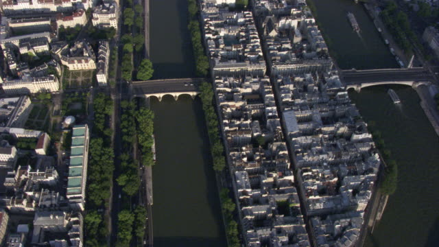 paris : ile saint-louis - saint louis bildbanksvideor och videomaterial från bakom kulisserna