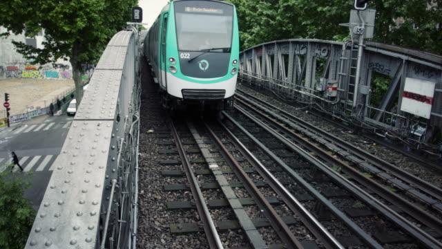Paris Metro in France