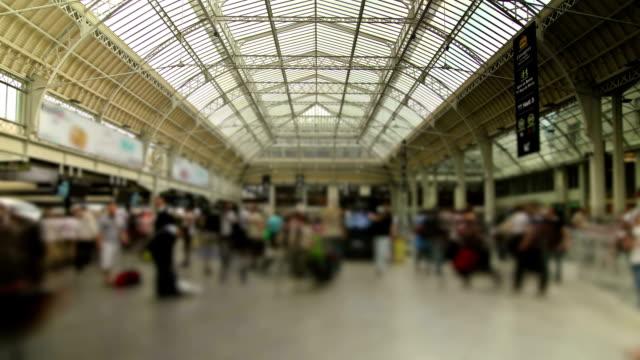 paris metro - subway station stock videos & royalty-free footage