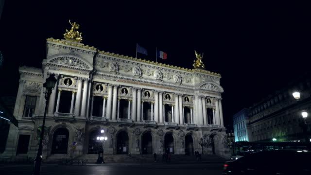 Paris Opera building