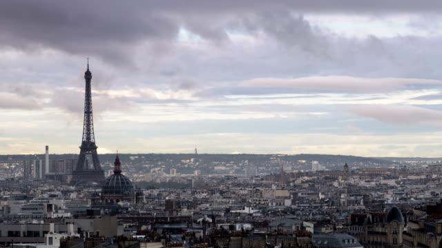 Paris Panroama von Montmartre