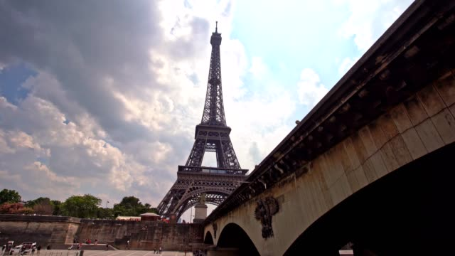 paris river cruise - river seine stock videos & royalty-free footage