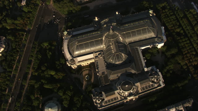Paris : The Grand Palais