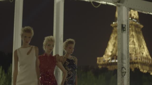 paris - fashion week stock videos & royalty-free footage