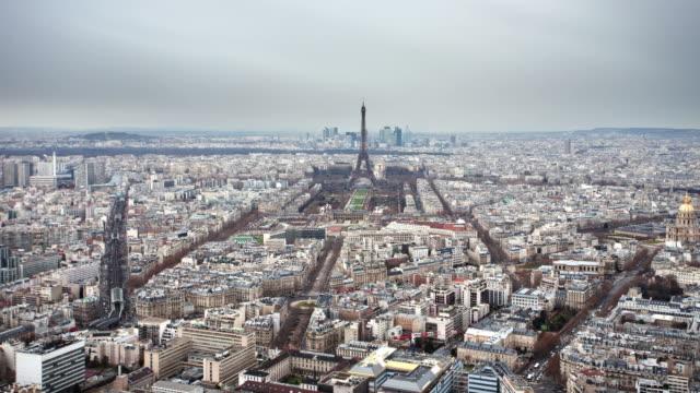 TIME LAPSE : Paris