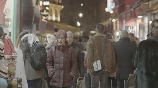 paris wintertime - fashion week stock videos & royalty-free footage