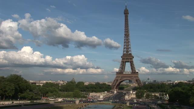 ParisEiffel Tower in Paris France