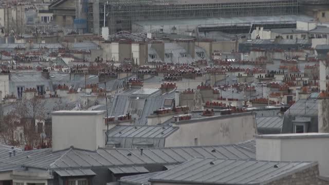 FRA: Paris's zinc roofs in the running for UNESCO heritage bid