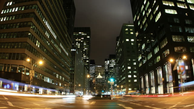 park ave - film montage stock videos & royalty-free footage