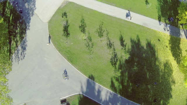 Park from above