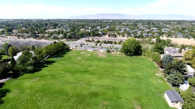 a park in provo utah - provo stock videos & royalty-free footage