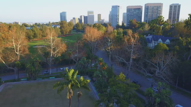 Park Los Angeles - Beverly Hills Aerial
