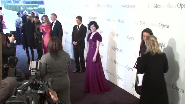 Parker Posey at the The Metropolitan Opera's 125th Anniversary Gala at New York NY