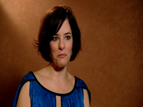 parker posey on her relationship with demi moore on and off screen at the 59th berlin film festival: happy tears interviews at berlin . - parker posey stock videos & royalty-free footage