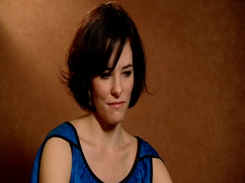 parker posey on playing the complex central character and what fascinates her in roles at the 59th berlin film festival: happy tears interviews at... - parker posey stock videos & royalty-free footage