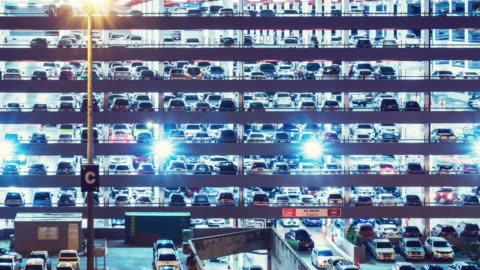 停車時間過長, 放大。 - parking 個影片檔及 b 捲影像