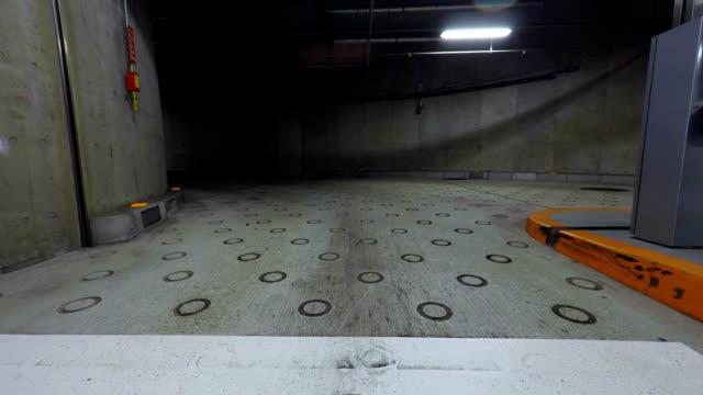 駐車場 - 駐車点の映像素材/bロール