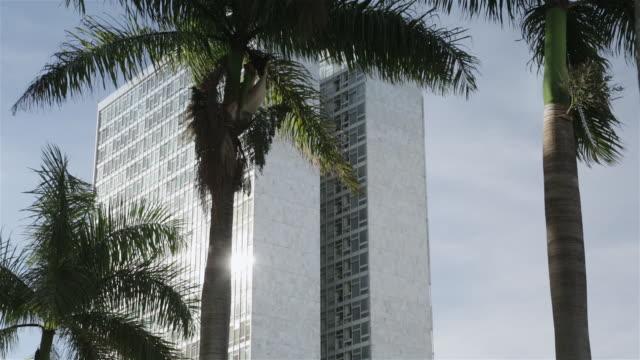 LS Parliament Buildings or National Congress / Congresso Nacional do Brasil / Brasilia, Brazil