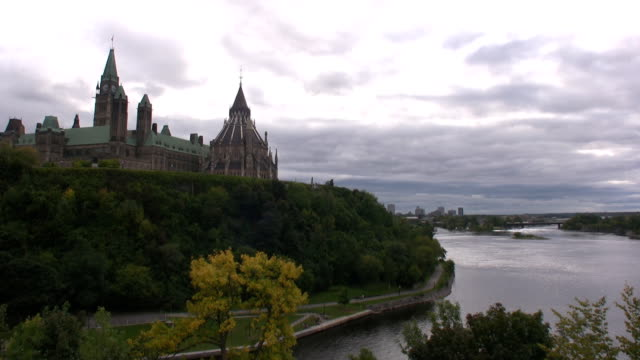 Parliament Hill in Ottawa/Kanada