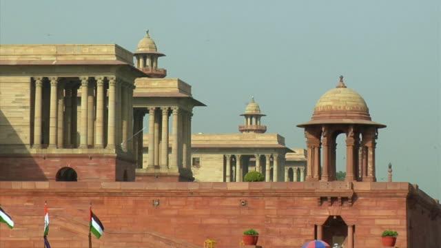 MS, Parliament House, New Delhi, India, CU