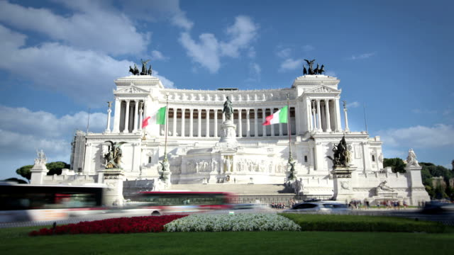 stockvideo's en b-roll-footage met parliament of rome, italy - parliament building