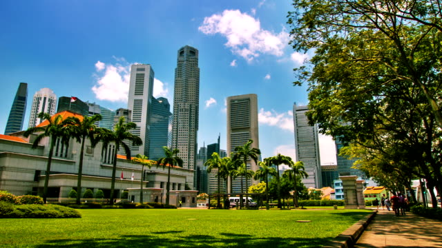 stockvideo's en b-roll-footage met parliament of singapore. - eco tourism