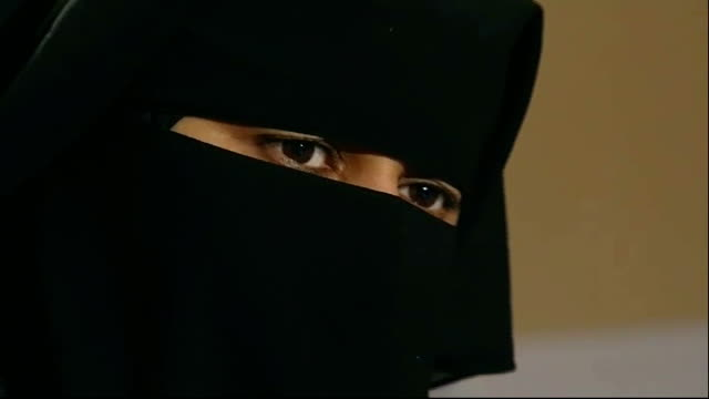 Parliament votes to ban Muslim women wearing burqas in public Aisha Ahmed interview SOT